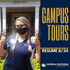 On-campus tours return to Southern