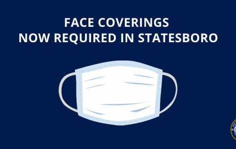Face coverings now required in Statesboro public spaces