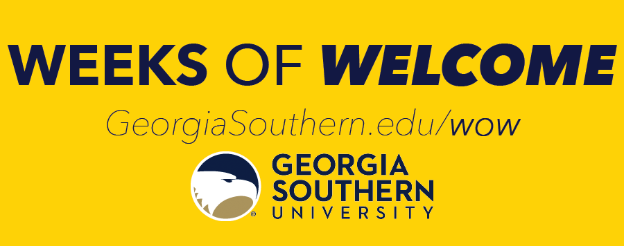 Georgia+Southern+University+Welcomes+You%21
