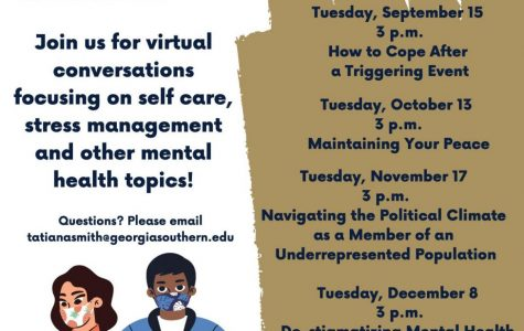 Counseling Center works on self-care for students