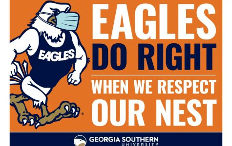 Ahead of Labor Day, Georgia Southern encourages campus community to stay in Statesboro
