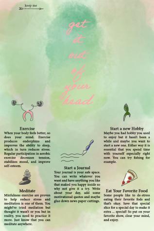 Ways to de-stress