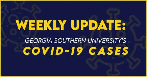 WEEKLY UPDATE: GSU's COVID-19 Numbers