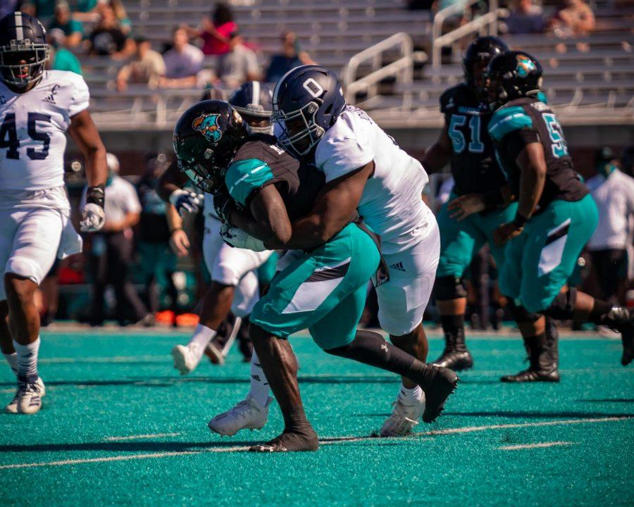 Eagle+offense+sputters+in+loss+to+Chanticleers