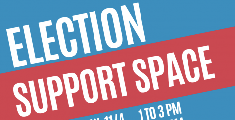 Counseling center to host election support space
