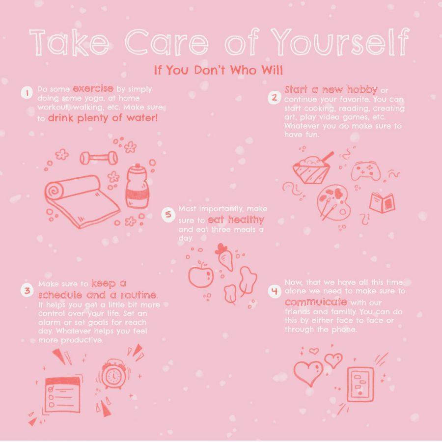 Self care in quarantine