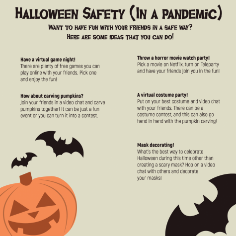 Halloween safety (in a pandemic)