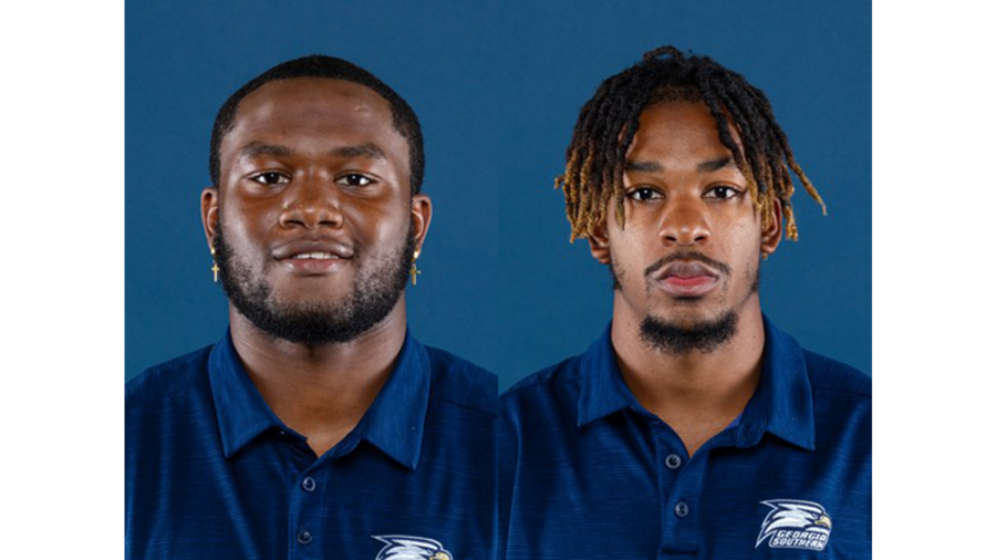 Two additional Georgia Southern football players arrested Tuesday