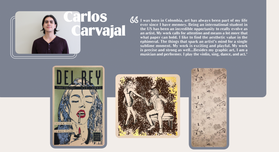 Artist Spotlight: Carlos Carvajal