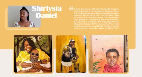 Artist Spotlight: Shirlysia Daniel