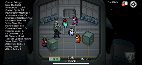 Popular Game brings a whole new meaning to Quarantining: Among Us