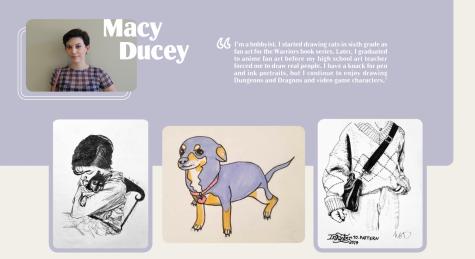 Artist Spotlight: Macy Ducey