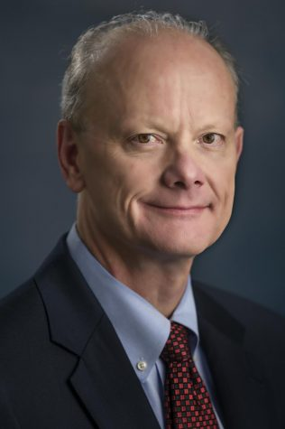 USG Chancellor Steve Wrigley to retire this summer