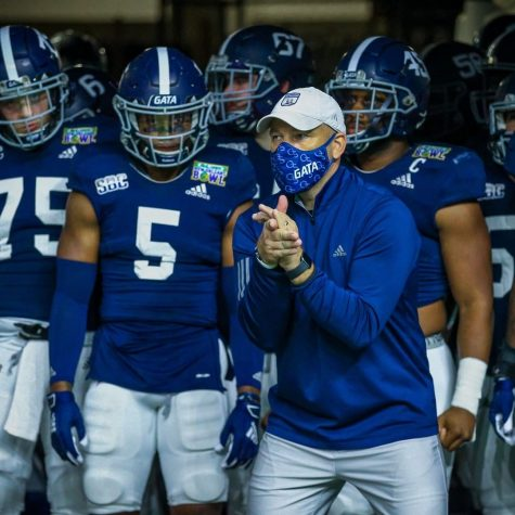 GS replaces four coaches on football staff