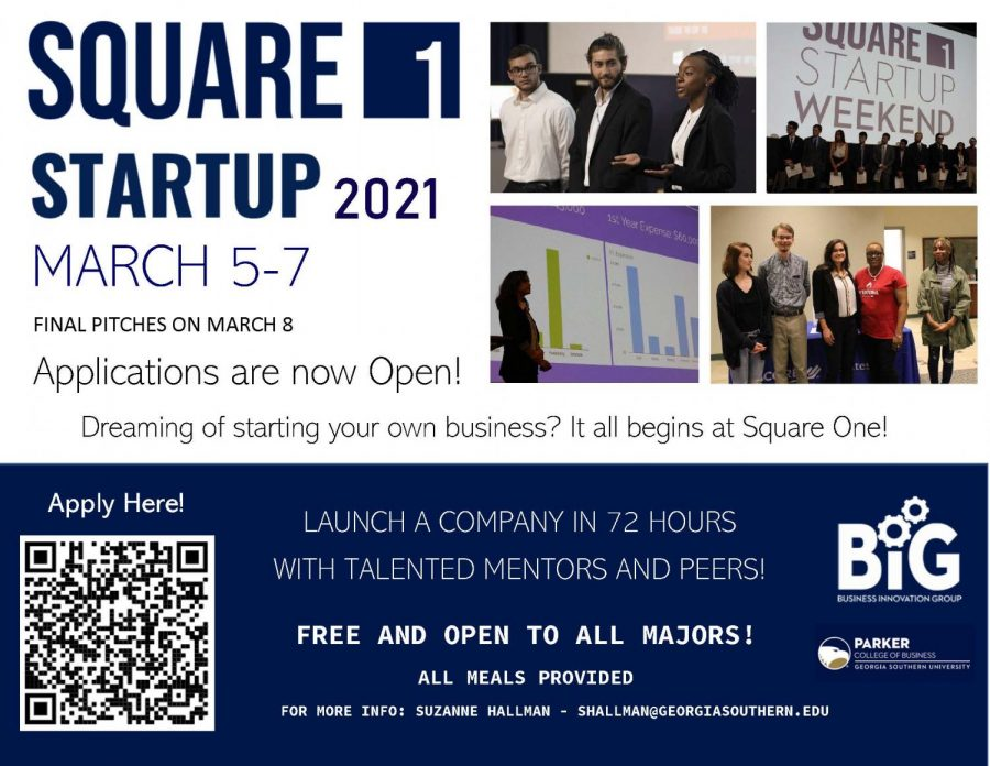 Square+One+Startup+Weekend