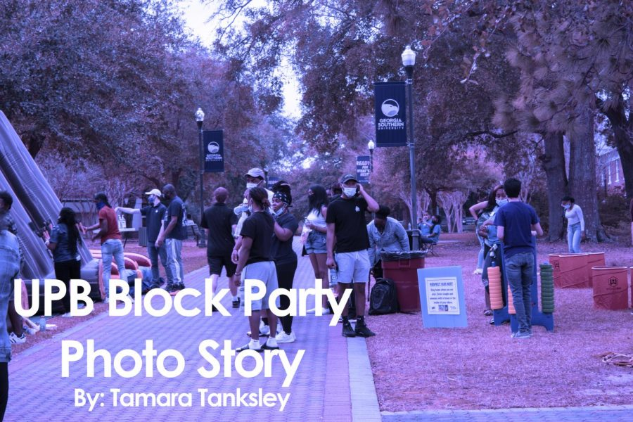 UPB Block Party