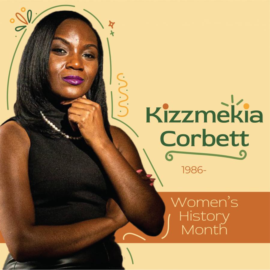 Women's History Month: Kizzmekia Corbett