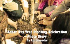 Arbor Day Tree Planting Celebration