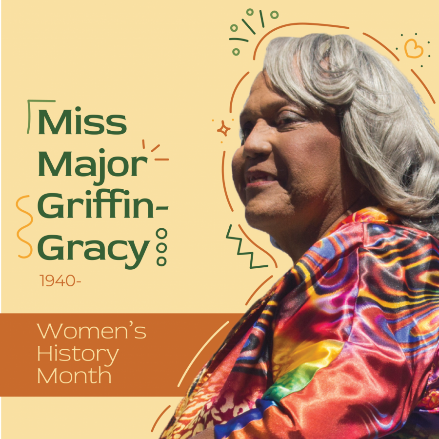 Women's History Month: Miss Major Griffin-Gracy