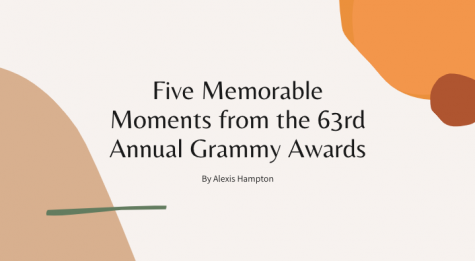 Five Memorable Moments from the 63rd Annual Grammy Awards