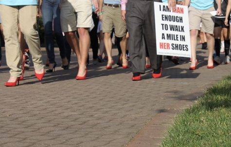 GS to host Walk a Mile in Her Shoes event