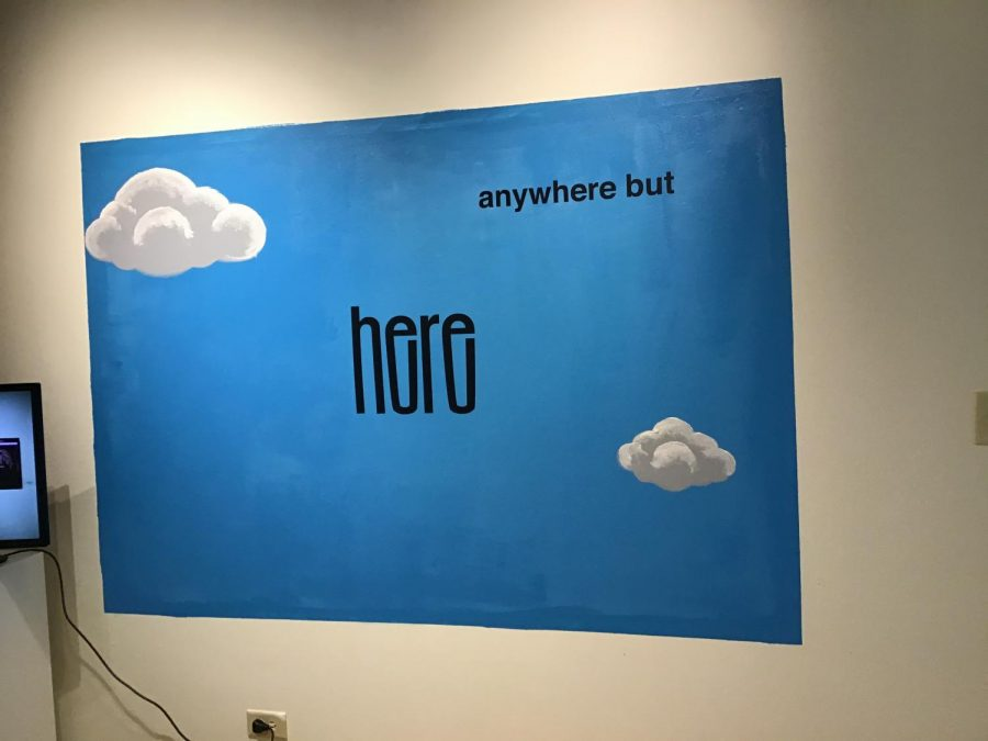 Anywhere but Here Senior Art Exhibition (With Photo Gallery)