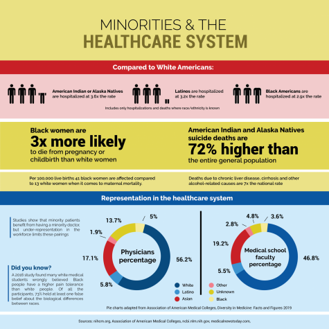 Minorities and the Healthcare system