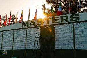 A history of GS golfers at The Masters