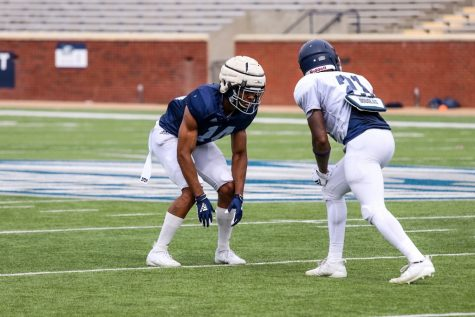 Offense steals the show in Georgia Southern's first scrimmage