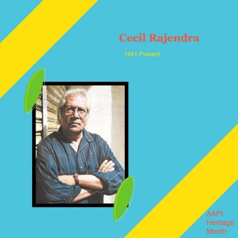 AAPI Heritage Month: Cecil Rajendra