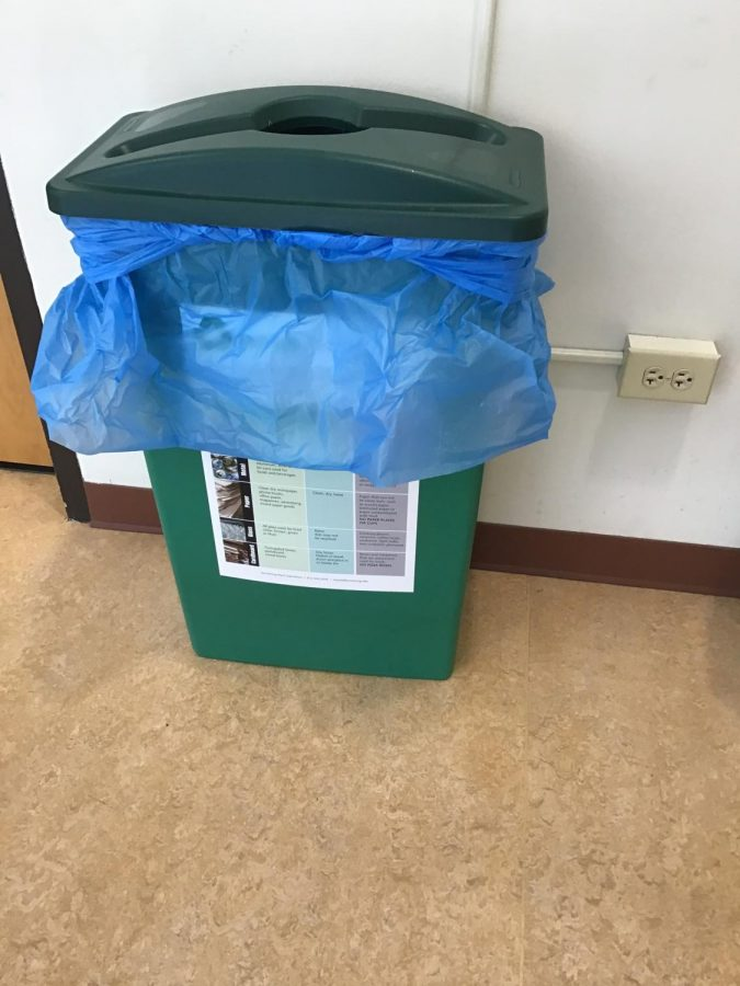 Op-Ed: Paper Recycling at a University Shouldn't be This Hard
