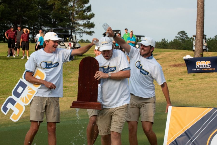 Men's golf set for another NCAA Tournament run