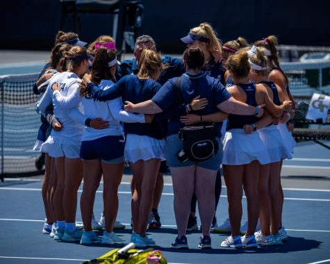 Lady Eagles fall in NCAA Tournament opener