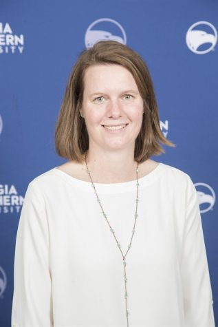 GS alumna becomes interim USG chancellor