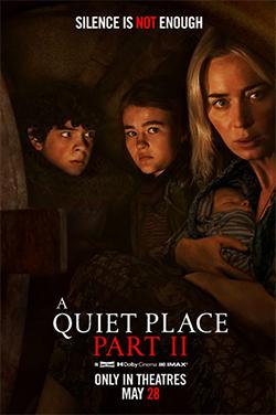 Movie Review: A Quiet Place Part II