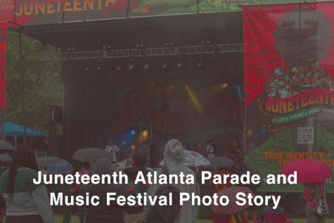 Juneteenth Atlanta Parade and Music Festival