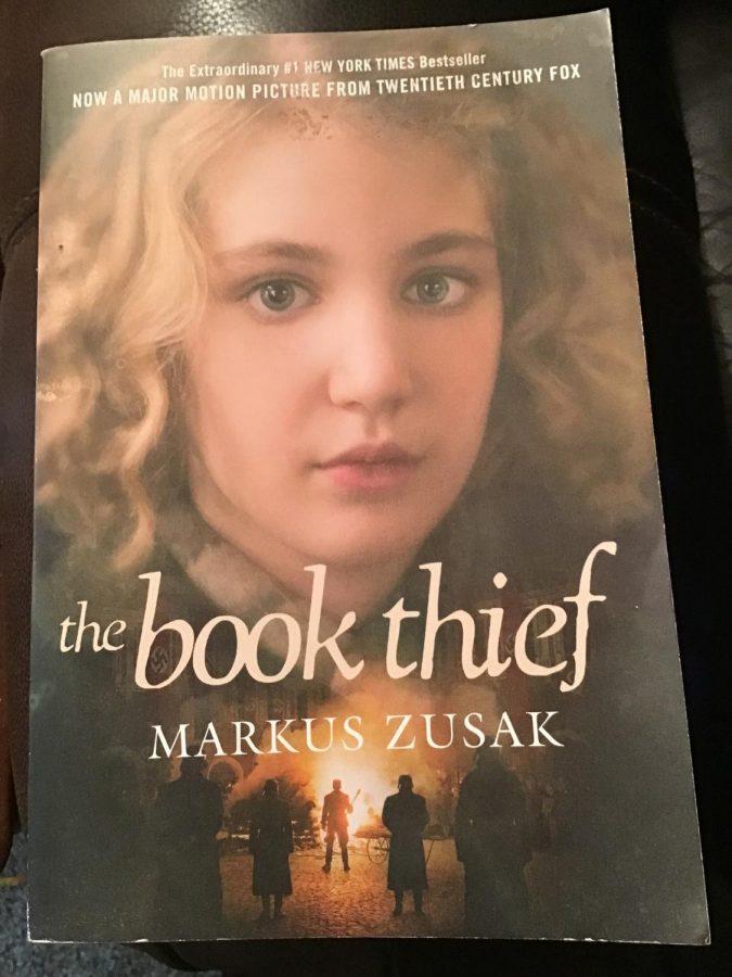 The Book Thief by Markkus Zusak