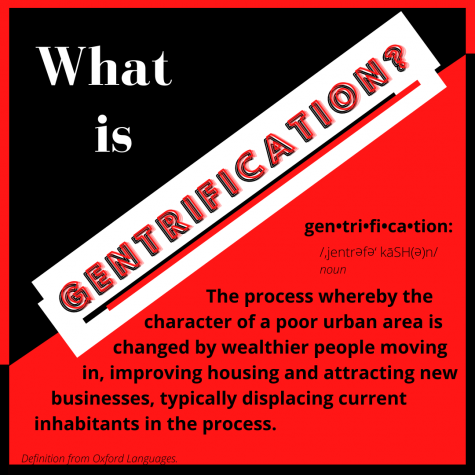What is Gentrification?