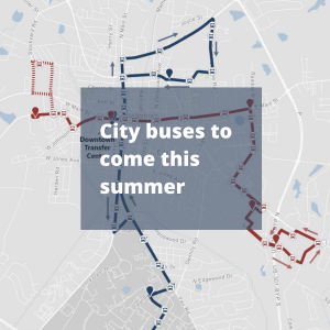Statesboro to launch city buses by end of summer