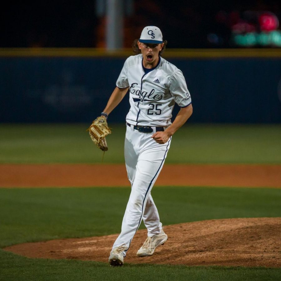 Two Eagles selected on day two of MLB Draft