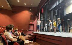 Improv Auditions Provide Jolt of Positivity