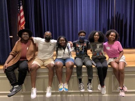 GSU's black community gathers to celebrate new semester