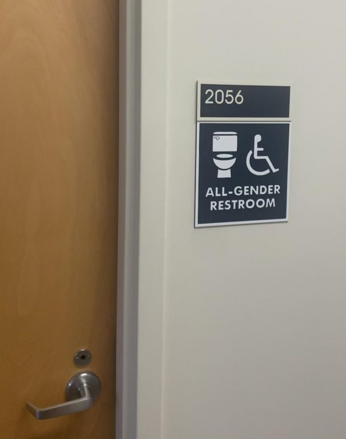 All campus single-stall bathrooms become gender neutral