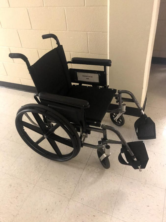 OPINION | 1 wheelchair for 20,000+ students