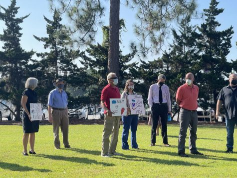 GSU Faculty Protests Lack of Mask Mandate