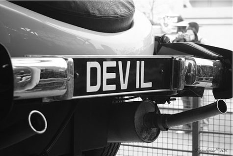 Cruella De Vils car by titou du Pian
