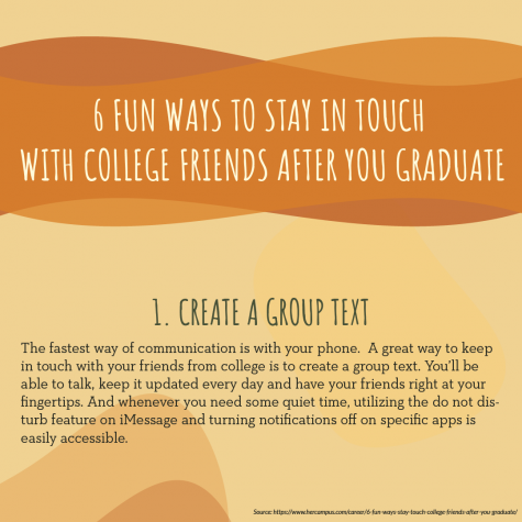 Fun Ways to Stay in Touch With Your Friends