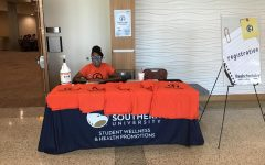 Fresh Check Day registration table