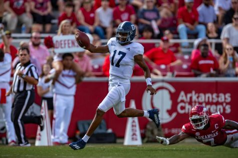 Eagles see their second-worst defeat since Lunsford
