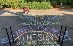 Suicide Prevention on the Armstrong Campus